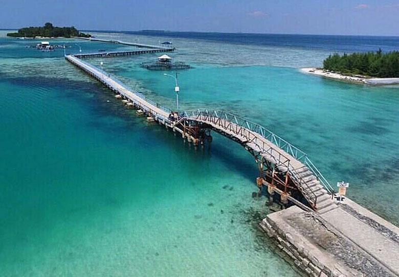 pulau tidung di kepulauan seribu selatan
